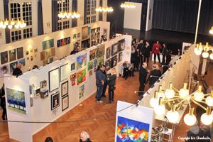 Salon International d\'Art contemporain